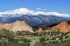 Garden of the Gods on May 14th, 2014