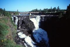Kakabeka Falls (jmaxtours) Tags: ontario canada falls kakabekafalls kakabeka kakabekafallsontario kaministiquiariver 40mhigh secondhighestinontario
