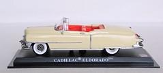 Cadillac Eldorado 1953 (Jeffcad) Tags: scale car model convertible cadillac eldorado delprado 1953 143