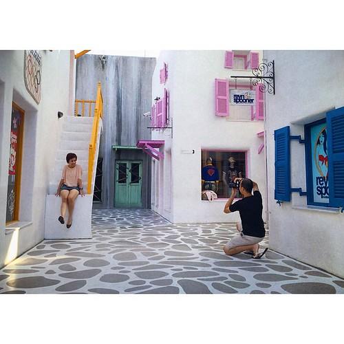 Have fun!! #Santorini Park #Hua Hin #FotoRus