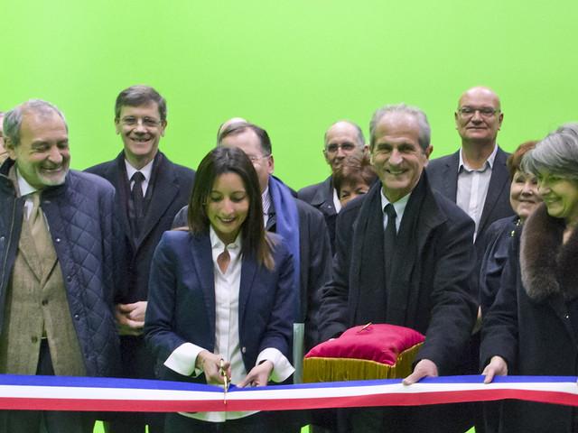 Inauguration de Telomedia