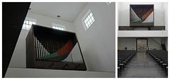 aachen #255 (beauty of all things) Tags: architecture diptych churches kirchen organ aachen architektur orgel sakrales rudolfschwarz stfronleichnam sanktfronleichnam