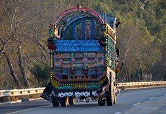 Pimp my ride Pakistan style (larsling) Tags: swedishembassy nordic sweden pakistan solar energy renewable jobs sustainable growth absolicon swemodule innotech cleantechregion cleantech faislabad lahore vision opportunities pure land islamabad global emissions services pimpmytruck truck islambad faisalabad solarenergy renewables textile industries muhammadmatloob newnordics greensolutions nordicimpactweek larsling solarenergytopakistan