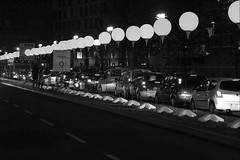 Ebertstrasse (loop_oh) Tags: city light white west berlin alex wall germany balloons deutschland capital hauptstadt border brandenburggate east 25 installation berlinwall stadt kudamm alexanderplatz ddr spree ballons bundestag luminous bund metropolitan thewall ost mauer metropole havel kurfrstendamm berlinale grenze lightinstallation lichtinstallation mauerfall ebertstrasse fallofthewall lightborder ebertstrase lichtgrenze lightfrontier