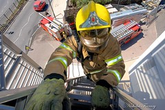 Ladder (Nicholas Ferrary) Tags: fire nikon stamp ladder ba firefighting firefighter gibraltar teamwork rtc rta breathingapparatus fireappliance stampset d300s ladderdrill nikond300s nicholasferrary d800e nikond800e firebehaviour firefightinghelmet 135meterladder gibraltarcityfirebrigade gibraltarfirerescueservice