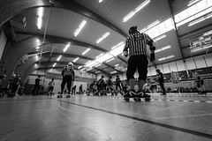 NRG 5 years (Tup') Tags: lens blackwhite europe belgium body rollerderby sigma gear places treatment floreffe sigma1224mmf4556dg rgionwallonne canon5dmarkii nrg5years
