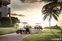 Garia Luxury Golf Car (CamerePhotography.com) Tags: golf car lifestyle luxury cart palm miami fisher island florida sunrise sunset