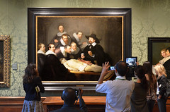 Mauritshuis, La Haye, 2015 (Selbymay) Tags: painting nederland denhaag peinture paysbas rembrandt tulp hollande anatomie lahaye maurtshuis mautshuis