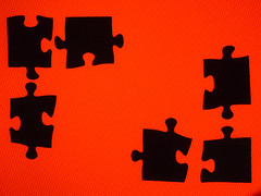 puzzle (LibreShot.com) Tags: red abstract color puzzle 500px ifttt