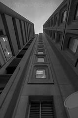 City building (Marcus Macksad) Tags: city white black monochrome nikon cityscape marcus sigma australia adelaide 1020mm southaustralia d90 macksad