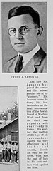 Cyrus J. Hanover (Madison Historical Society) Tags: old portrait people usa history museum newspaper interesting nikon image connecticut interior military country wwi picture newengland ct indoor worldwari madison historical inside greatwar firstworldwar route1 mhs conn 1stworldwar d600 bostonpostroad nikond600 leeacademy madisonhistoricalsociety madisonhistory bobgundersen
