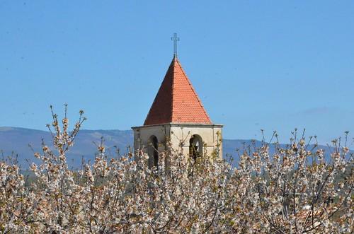 Pierrerue (Alpes de haute Provence), chapelle St-Pierre - 1
