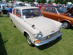Ford Anglia_7153 (pjlcsmith2) Tags: ford car carshow anglia 105e svec swalevehicleenthusistsclub