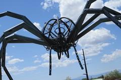 Nightmarish Spider (Patricia Henschen) Tags: newmexico santafe arts exhibit production interactive permanent meowwolf houseofeternalreturn
