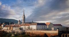 Castle (kareszzz) Tags: sky clouds canon landscape march spring hungary cityscape budapest 70200 gellrt 6d budacastle 2016 70200l canon6d