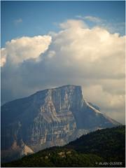 Accalmie au mont Granier