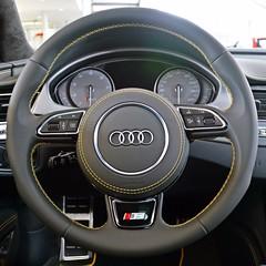Audi S8 (ml.shot) Tags: audi audis8 s8 audiquattro quattro interieur steeringwheel sportscar luxury supercar performance automobile automotive