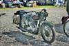 BSA M20 Vintage Motorcycle (HDR) (Bri_J) Tags: uk nikon bedfordshire airshow motorcycle bsa vintagemotorcycle m20 shuttleworthcollection bsam20 oldwardenairfield d7200 seasonpremiereairshow