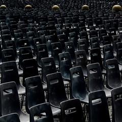 Vacant seats / Posti liberi (Giorgio Ghezzi) Tags: chair vaticano sedia giorgioghezzi