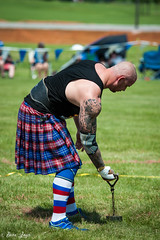 HG16-26 (Photography by Brian Lauer) Tags: illinois scottish games highland athletes heavy scots itasca lifting