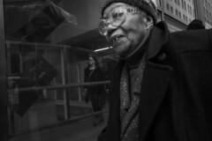 Market Street, 2016 (Alan Barr) Tags: street people blackandwhite bw philadelphia monochrome mono blackwhite candid streetphotography sp streetphoto gr marketstreet ricoh marketeast 2016 marketstreeteast
