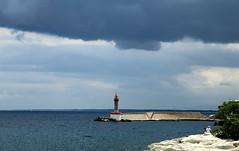 Bastia (France - Corse) (jaroslavhruska) Tags: sea france island boat corse francie seacoast bastia ostrov msto architektura lo moe cestovn desperadocz seacoastcorse seacoastbastia