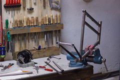 _MG_3258 (NorkaBizi) Tags: bicycle cargo frame lug framebuilding cargobike lugs