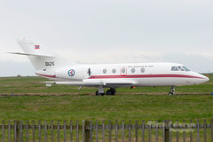 FALCON-20-ECM-0125-11-4-16-RAF-LOSSIEMOUTH-(2) (Benn P George Photography) Tags: diyarbakir 0125 071005 raflossiemouth f16c 11416 falcon20 071002 jointwarrior bennpgeorgephotography