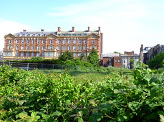 Queen's Hotel, Southsea. Land for sale? (Claire_Sambrook) Tags: streets walk portsmouth seafront southsea queenshotel developmentland