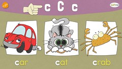 The C Chant - Phonics and Vocabulary - Think Read Write - ELF Learning (raza.navaid) Tags: elflearning phonicsvideos alphabetvideos preschoolsong elfvideo alphabetsforkids alphabetsong alphabetletters abcalphabet abcsongs abcsong phonicssong abcphonics phonicssongs phonicssounds educationvideos educationalvideosfortoddlers educationalvideos teachingtimetokids elfkidsvideos kidslearningvideos learningvideos learningvideosforkids alphabetsongs thealphabetsong kindergartenvideos 英会話 こども アルファベット