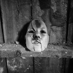 horror house-3 (guytheorphan) Tags: blackandwhite bw 120 6x6 zeiss mediumformat 50mm nc fuji ruin 11 120film hasselblad fujifilm f4 pittsboro acros distagon xtol acros100 hasselblad500cm