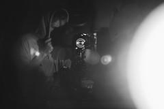 (Adrian Jahren) Tags: dark mirrow selfie
