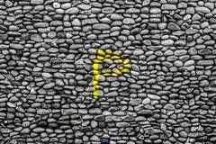 P (Juanma Hdez) Tags: texture textura rock stone pattern p roca piedra patrn