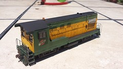 CNW 1054 a (McScratcherton) Tags: chicago scale ho northwestern cnw walthers h1044