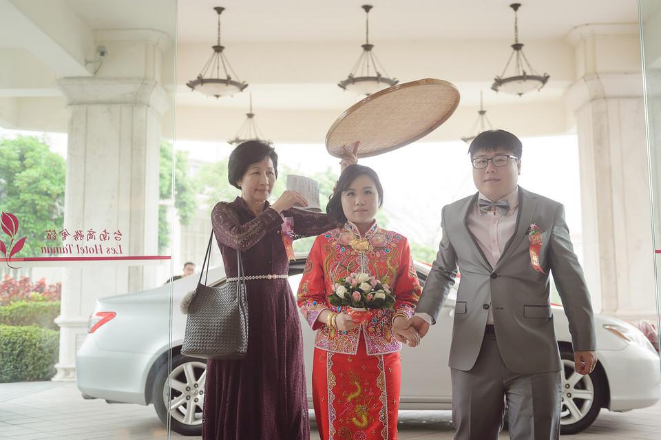 婚禮攝影-台南台南商務會館戶外婚禮-0032