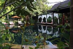 Villa Indochine d'Angkor, the pool (asitrac) Tags: street travel pool architecture hotel scenery asia cambodia southeastasia scene kh accommodation siemreap indochina siemreapprovince krongsiemreap hotelvillaindochinedangkor