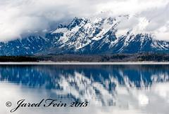 Grand Teton National Park 1 (SewerDoc (2 million views)) Tags: usa reflection clouds nationalpark grand wyoming teton grandteton jacksonhole tetonvillage