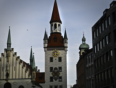 030 clock (jasminepeters019) Tags: clock europe time clocktower timepiece europetrip ticktock 100shoot