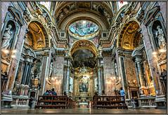 Santa Maria Maddalena (david.hayes77) Tags: rc rome italy romancatholic santamariamaddalena 2015 church baroque lazio saintmarymagdalene campomarzio viadellamaddalena