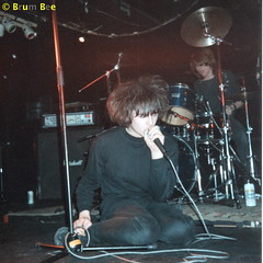 The Telescopes @ Edward's 12th November '89 (Brum Bee) Tags: show november club concert birmingham no live gig 8 number 1989 edwards telescopes eight the