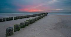 #lovezeeland#goodnight#domburg#beach#strand#sunset#zonsondergang#northsea#noordzee#zeeland#walcheren (steenbergendaniel) Tags: sunset sky beach strand zonsondergang noordzee zeeland northsea lucht walcheren domburg