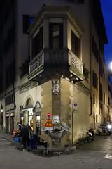 Florenz bei Nacht009 (Roman72) Tags: italien architecture stadt architektur firenze nightshots oldcity ville florenz nachtaufnahmen