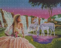UNICORN VALLEY (pattakins) Tags: colorful puzzle unicorns jigsawpuzzle mythical 500piece