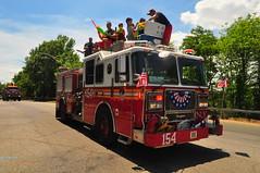 FDNY Engine 154 (Triborough) Tags: nyc newyorkcity ny newyork engine firetruck travis fireengine statenisland fdny seagrave richmondcounty newyorkcityfiredepartment engine154