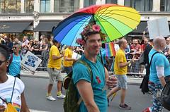 Smile (G Reeves) Tags: show life street city carnival people urban men london outside town rainbow nikon streetphotography pride parade event lgbt metropolis rainbowflag londonpride garyreeves nikond5100