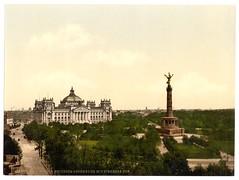 Berlin (26) (DenjaChe) Tags: berlin 1900 postcards 1900s postkarten ansichtskarten