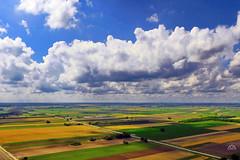 Vojvodina Bege (AleksandarM021) Tags: srbija serbia serbiaandmontenegro agriculture vojvodina vojvodjanski njiva njive aleksandarmilutinovic sky blue balkans atar begec bege