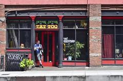 Jackson St Tattoo (1 of 1) (sailronin) Tags: seattle street people 50mmf18 nikond7000