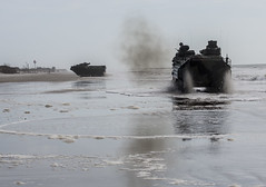150413-M-PJ201-024 (ijohnson15) Tags: beach training us unitedstates northcarolina assault operations marines amphibious unit camplejeune onslow lejeune jointoperations