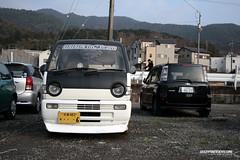 Modified Kei Truck (r32taka.com) Tags: suzuki carry modified truck kei japan cars